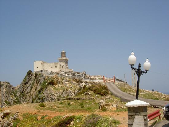 Annaba, Argelia: faro de ras el hamra