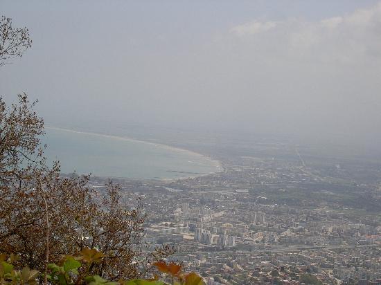 vista de la bahia de Annaba