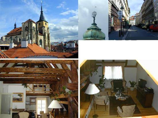 Hotel Residence Retezova: from the roof and in Residence Retezova