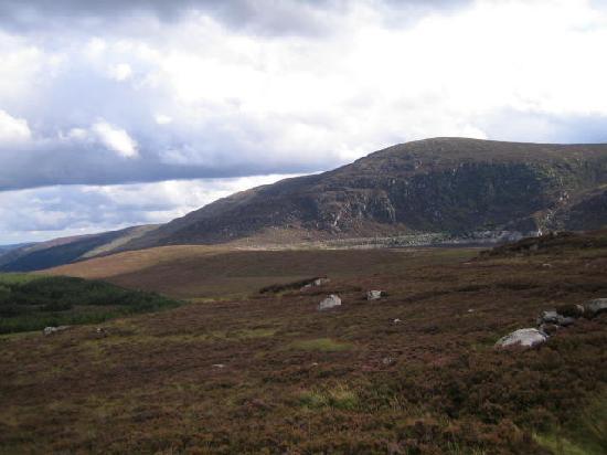 Manor Kilbride : wicklow mountains