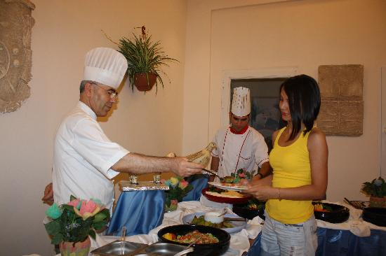 Turihan Hotel: Great Food and Service