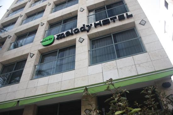 Melody Hotel   Tel Aviv - an Atlas Boutique Hotel: Great location