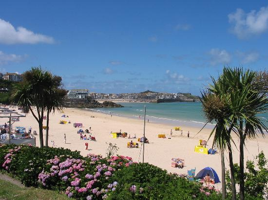The Nook: Beautiful St. IVES