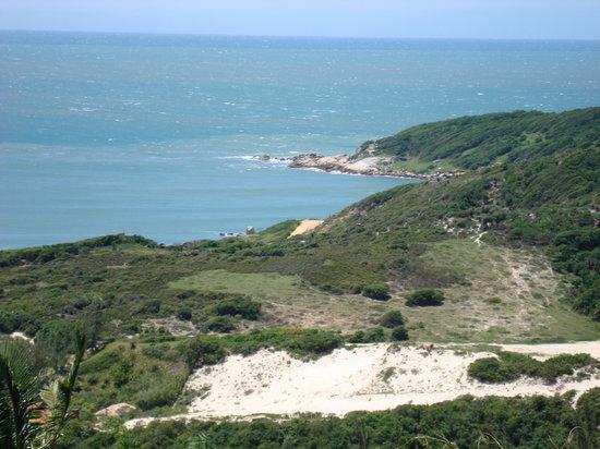 Pousada Caminho do Rei: Beach view