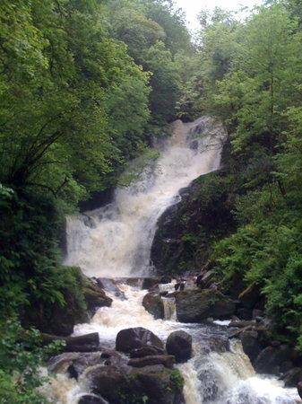 Friars Glen: Torc Waterfall, near Friar's Glen