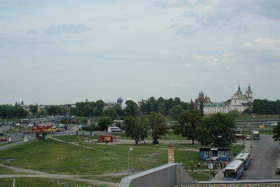 Park Inn by Radisson Krakow: Right View