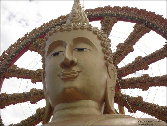 Самуй, Таиланд: Big Buddha