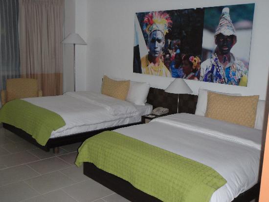Radisson Decapolis Hotel Panama City: Modern Room