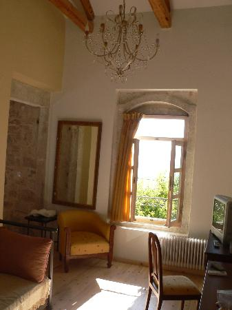 Villa Kerasia: Our livingroom