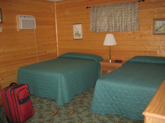Lost Lake Lodge: bedroom