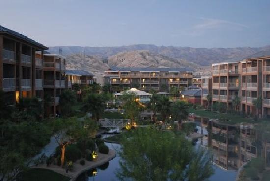 Worldmark Indio View From Our Room