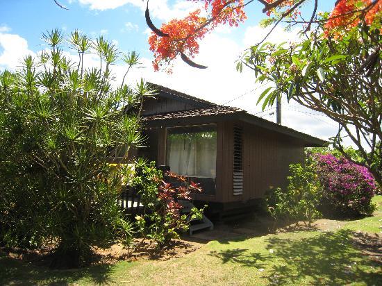 Nona Lani Cottages: our cottage