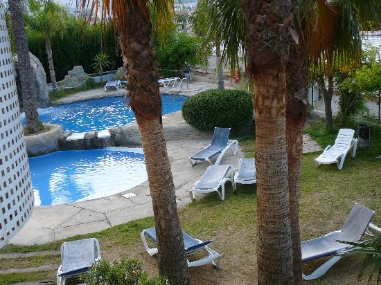 Hotel Rober Palas: VISTAS HABITACION