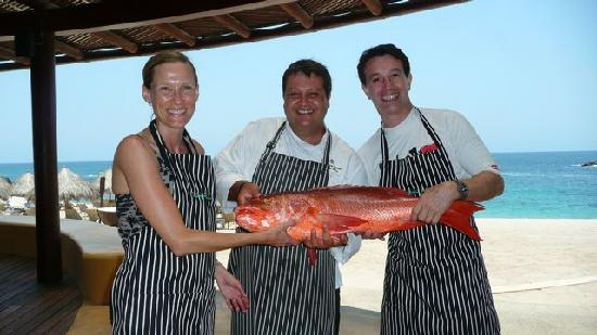 Four Seasons Resort Punta Mita: Cooking Class