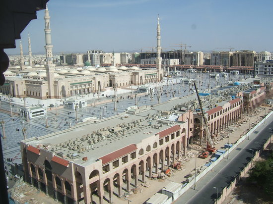 Masjid an-Nabawi (Profetens moské)