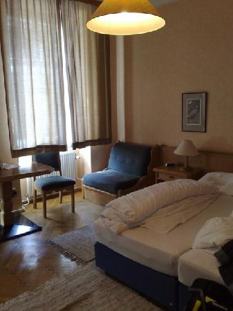 Pension Kraml: room
