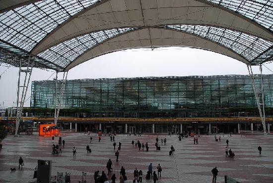 Marriott Airport Hotel Munchen
