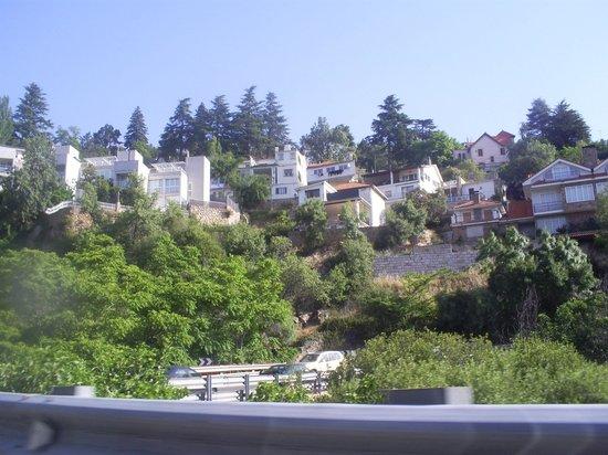 Hotel La Munequilla: vistas desde el balcón