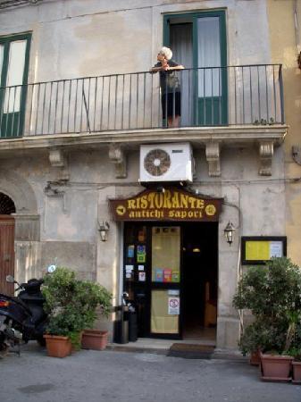 Antichi Sapori Ristorante: das restaurant