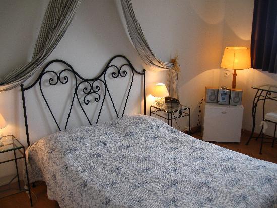 Hotel Le Patti: Notre chambre.