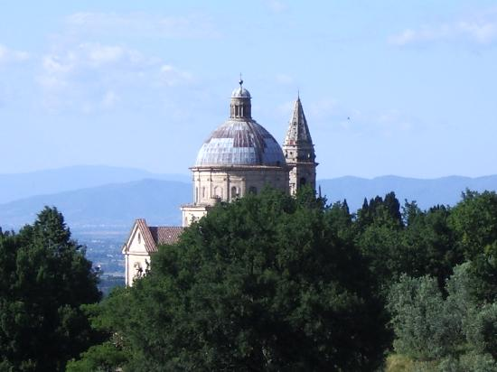 Albergo San Biagio : The view from our balcony - breathtaking