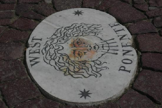 City Wonders: The wind sign in St. Peter's Square