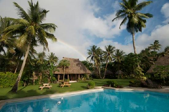 Paradise Taveuni: Paradise Pool
