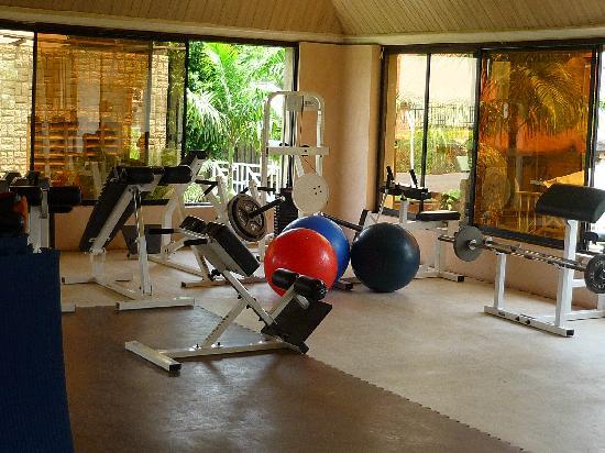 Mediterranean Hotel: The Gym!