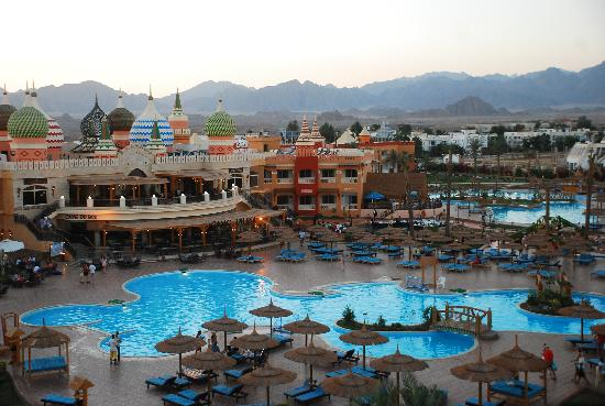 Aqua Blu Sharm: Aqua park
