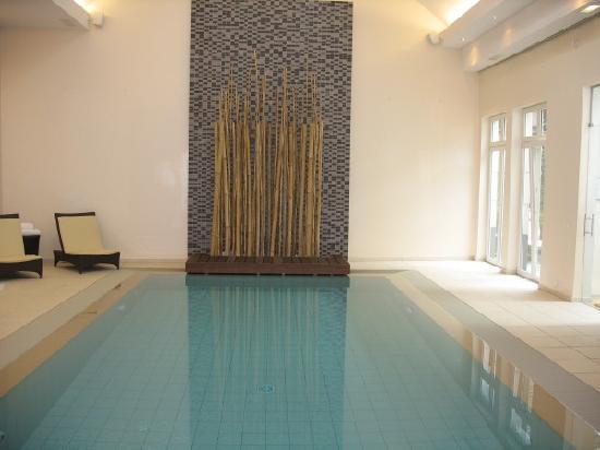 Hotel Dukes' Palace Bruges: Piscine