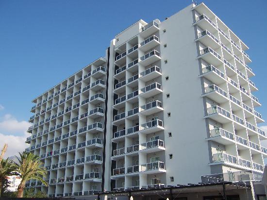 Hotel Los Patos Park: Hotel