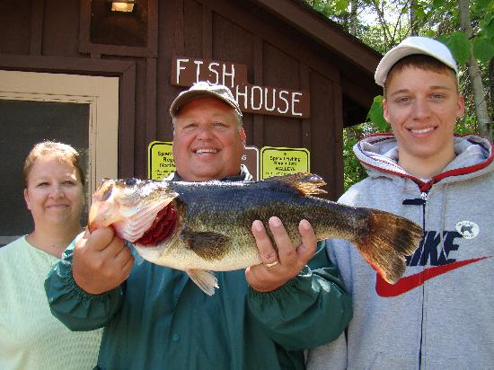 Garden Lake Resort: A family fishing adventure