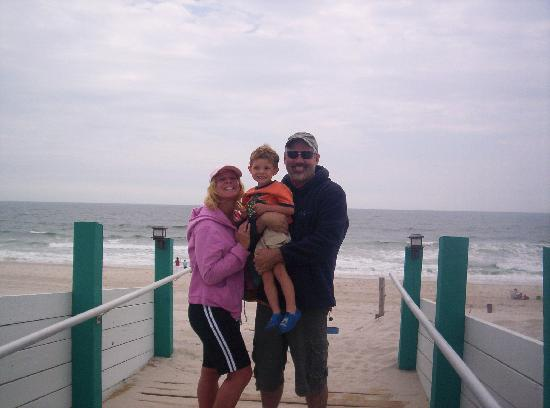 Spray Beach Hotel : great times with the family