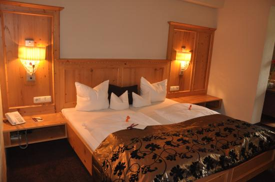Hotel MOHR life resort: Bed