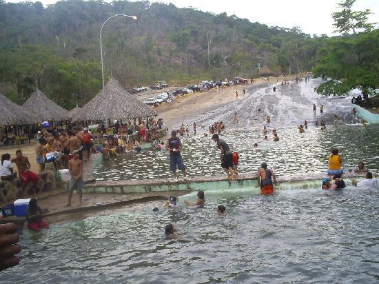 Puerto Ayacucho, Wenezuela: tobogan de la selva