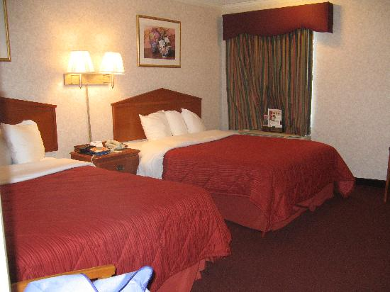 Quality Inn Marietta: Beds