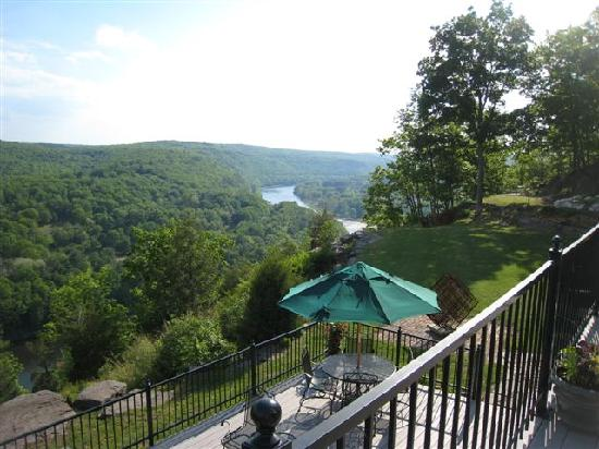 Ecce Bed and Breakfast: views