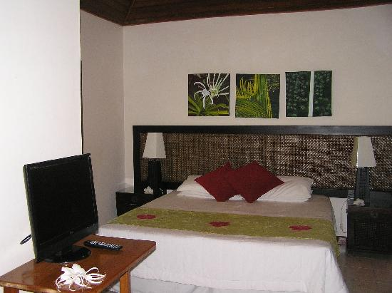 مانجويز ريزورت: Our room