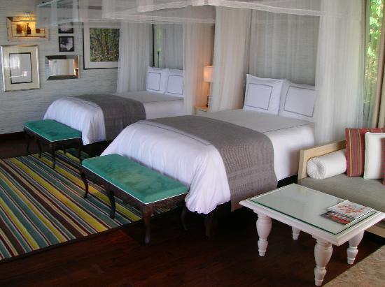 Four Seasons Resort Seychelles: Bedroom