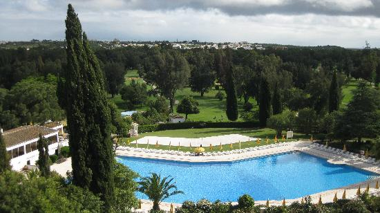 Penina Hotel & Golf Resort: View from balcony