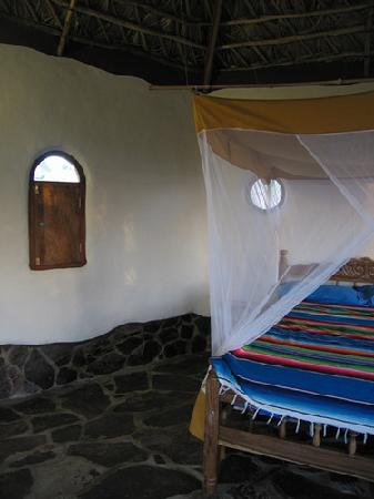 Santa Cruz, Nicaragua : eco cabana built from all natural local materials