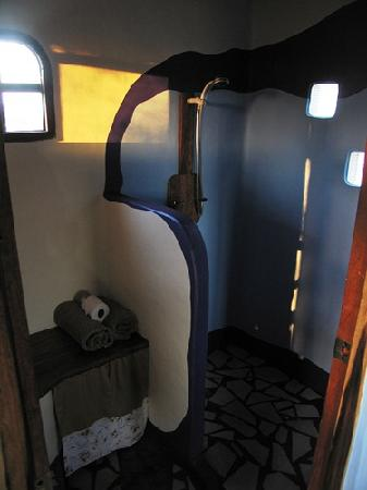 Hotel Finca del Sol: beautiful bathroom