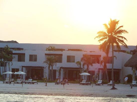 Las Terrazas Resort: Sunset at Las Terrazas