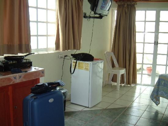 Hotel Atlantida : mit Kühlschrank