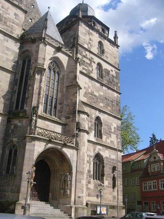 Evangelische Stadtkirche St. Moriz