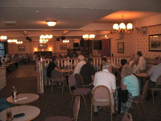 Bay Esplanade Hotel : Dance Hall