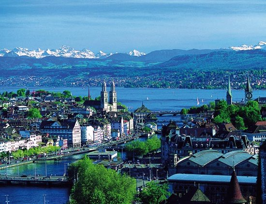 Zurich, Switzerland: Zürich