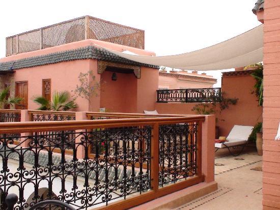 Riad Les Trois Palmiers El Bacha : le repos et les petits soins