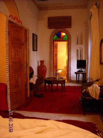 Riad Les Trois Palmiers El Bacha : la  suite 45m2