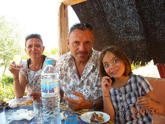 Riad Les Trois Palmiers El Bacha : nos hôtes